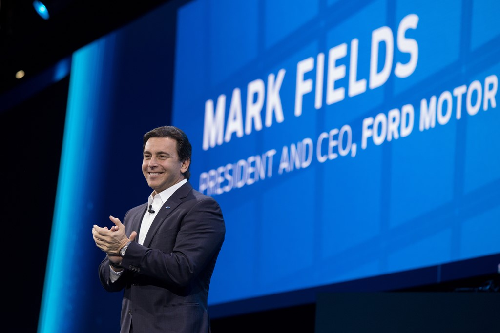Mark Fields