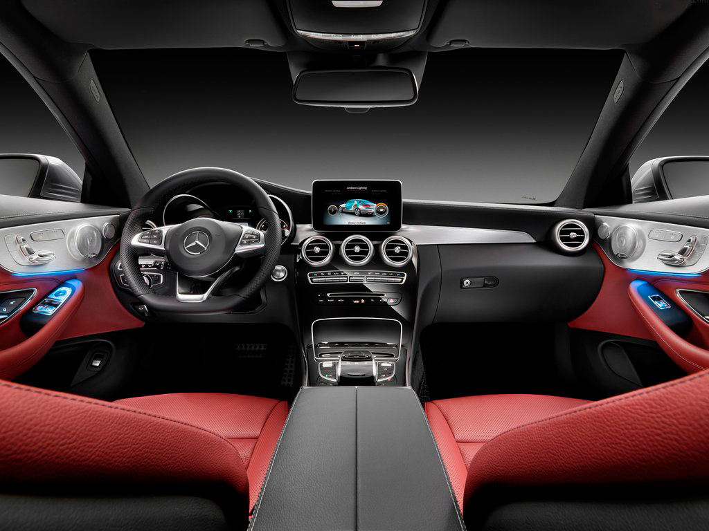 Mercedes-Benz С-Class Coupe