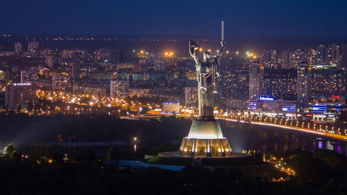 ночной общественный транспорт киев