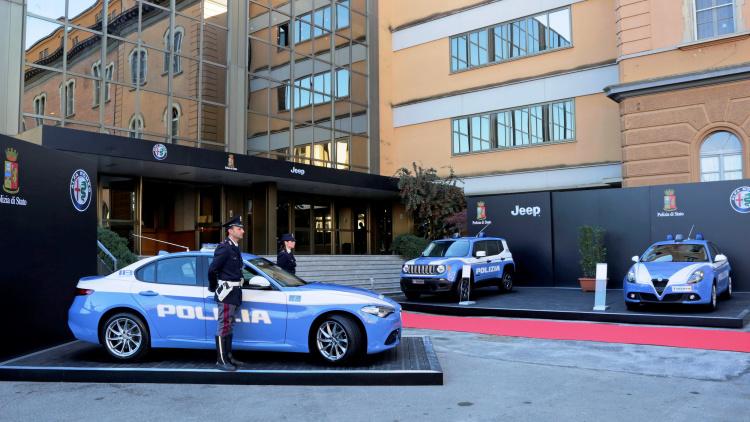 Полицейские авто