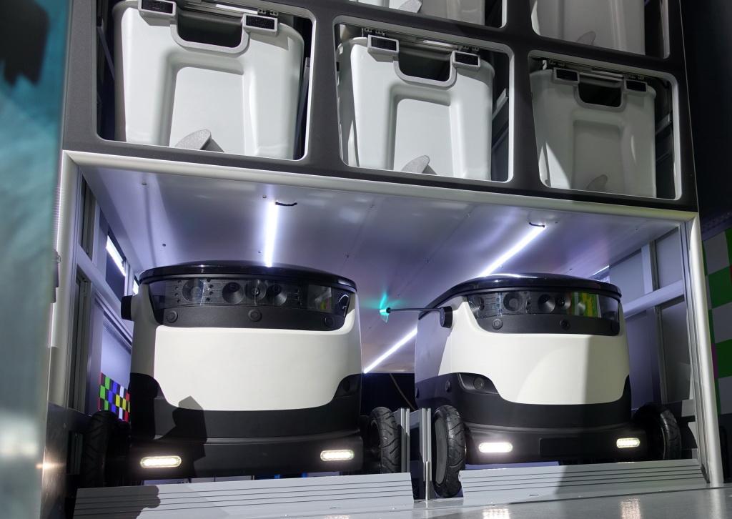 Роботы с автономным управлением