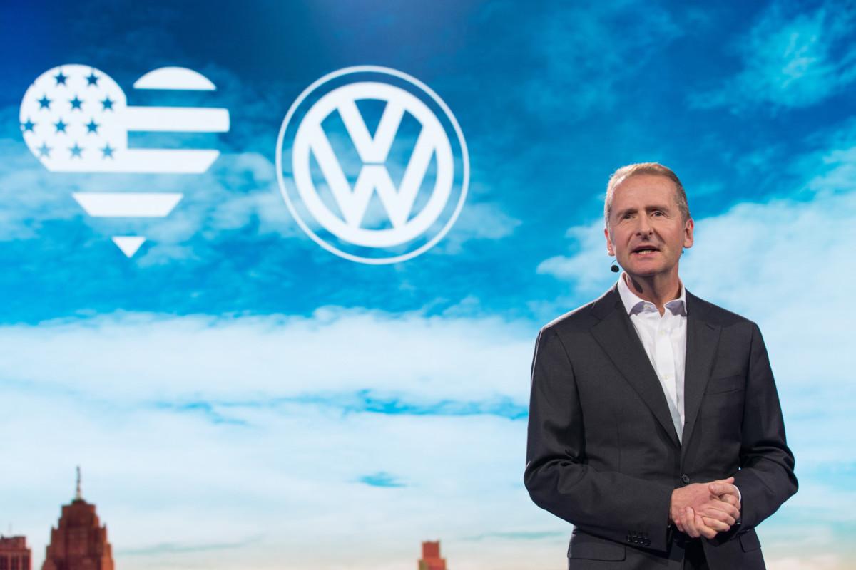 Последствия Дизельгейта. Руководителям Volkswagen грозит тюрьма в США