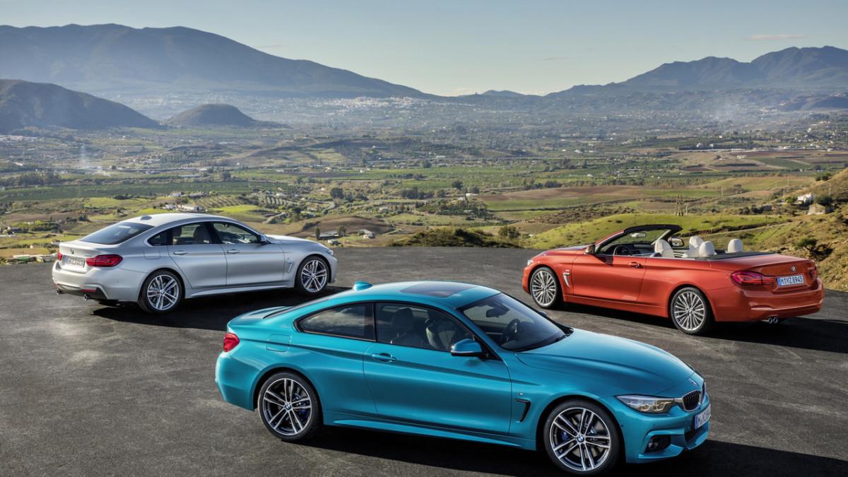 BMW 4 Series 2018 – первые официальные фото