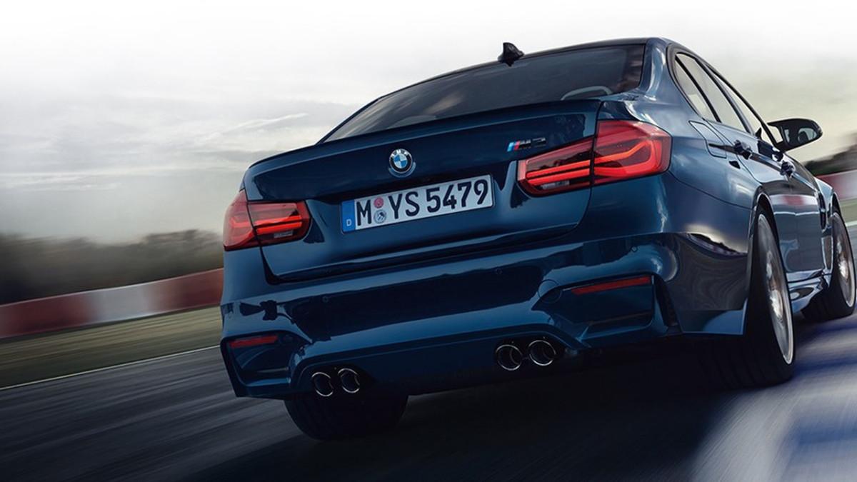 Обновленный BMW M3 2017 – первые фото заряженного седана БМВ