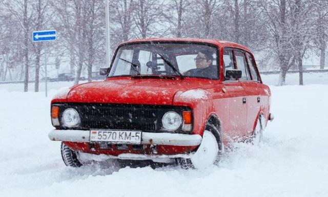 Москвич с дизельным двигателем. История необычного авто