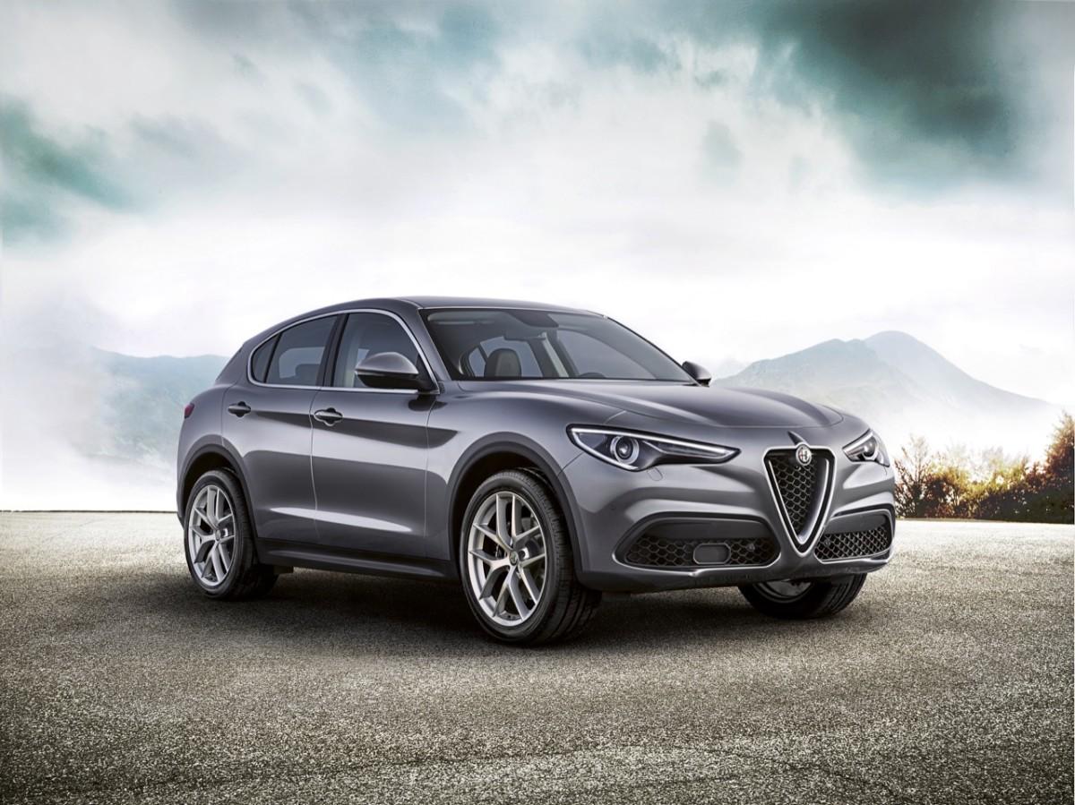 Кроссовер Alfa Romeo Stelvio 2017 получил европейские ценники