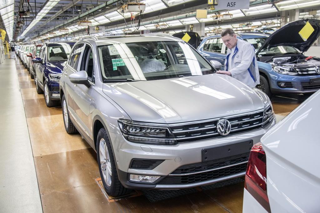 Volkswagen Plant 2016