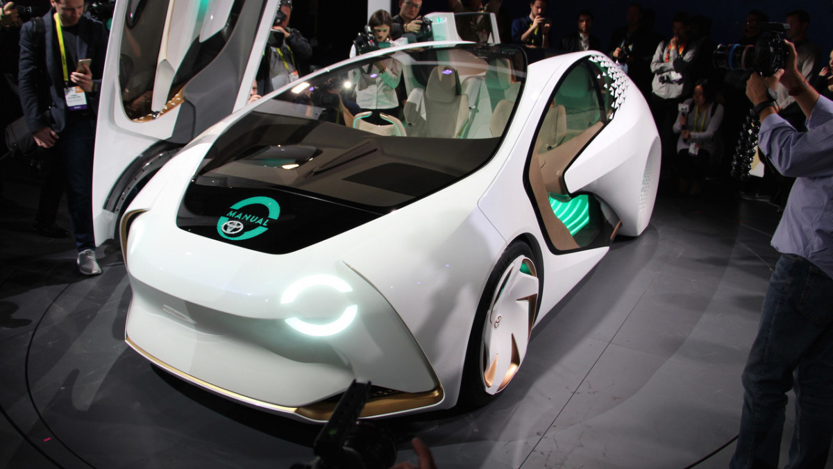 Какими будут автомобили 2030 года