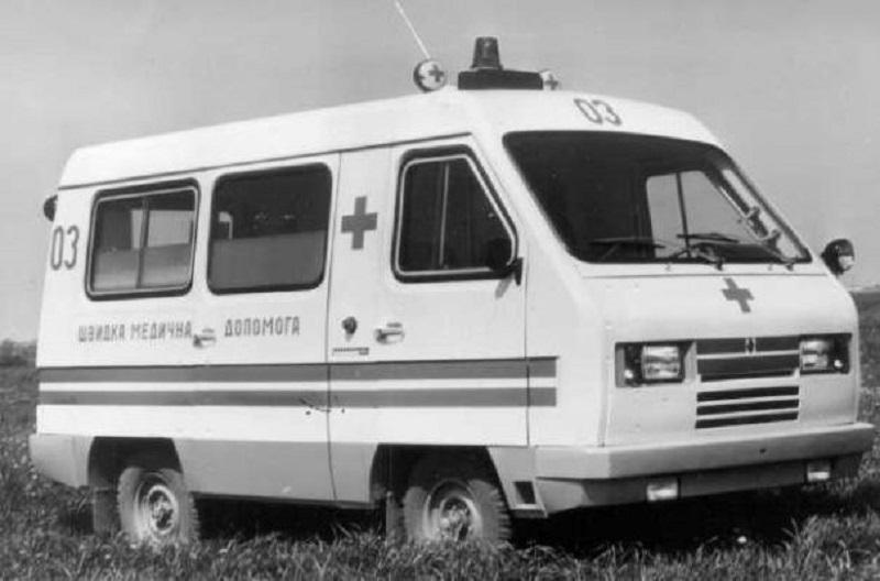 Скорая помощь - модель 3980