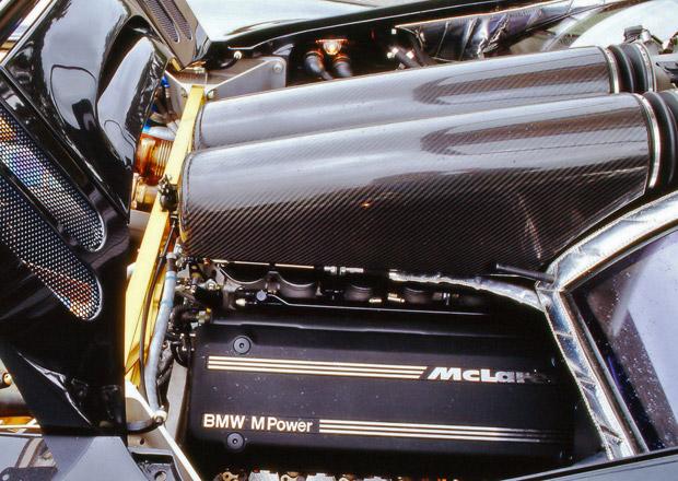 McLaren и BMW будут вместе делать автомобили