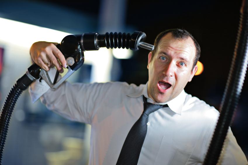 Цены на бензин в Украине 2017