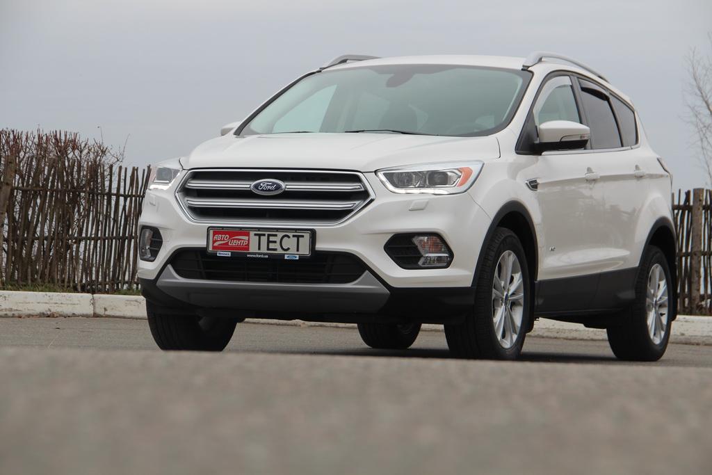 Тест-Драйв Ford Kuga на New Cars Fest 2017: прием заявок продолжается
