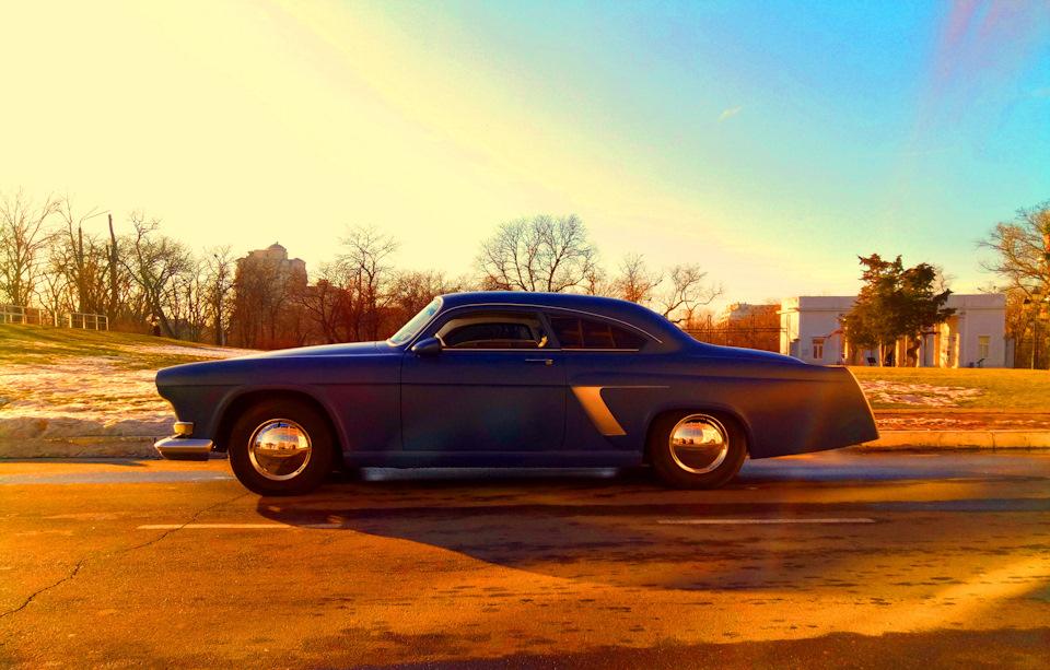 Супер Волга купе V8