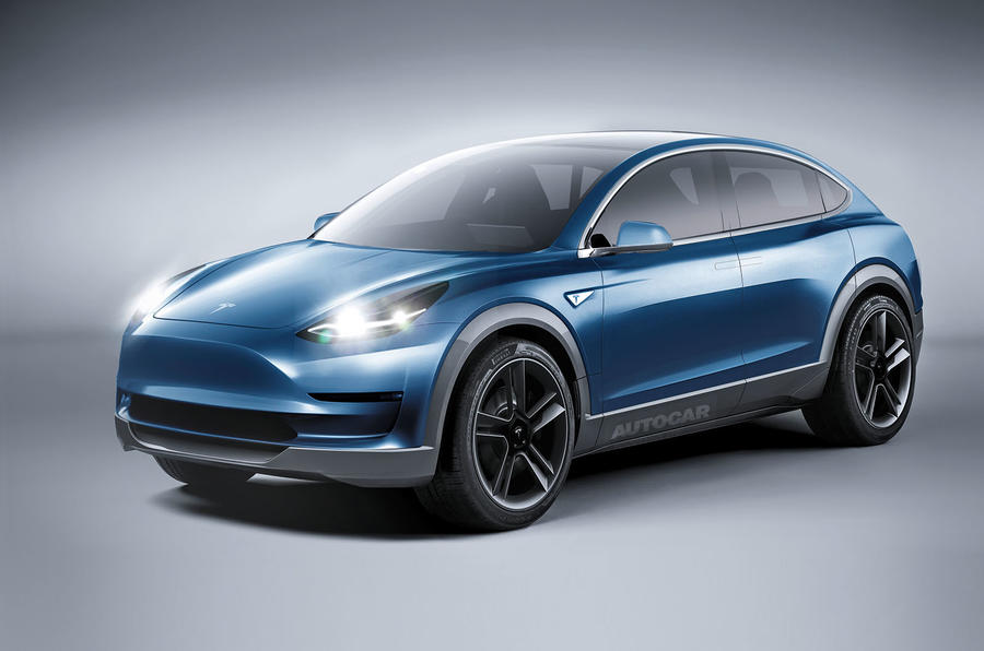 Tesla Model Y 2019. Каким будет компактный электрокроссовер Тесла