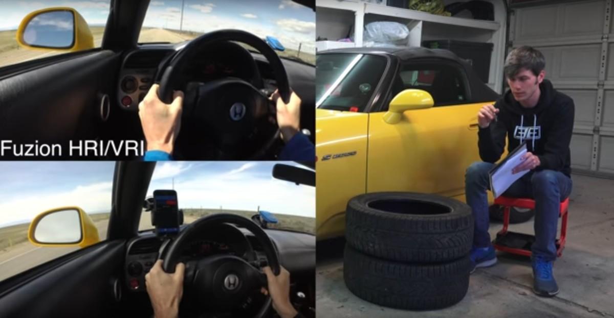 Стоит ли экономить на шинах – интересный эксперимент