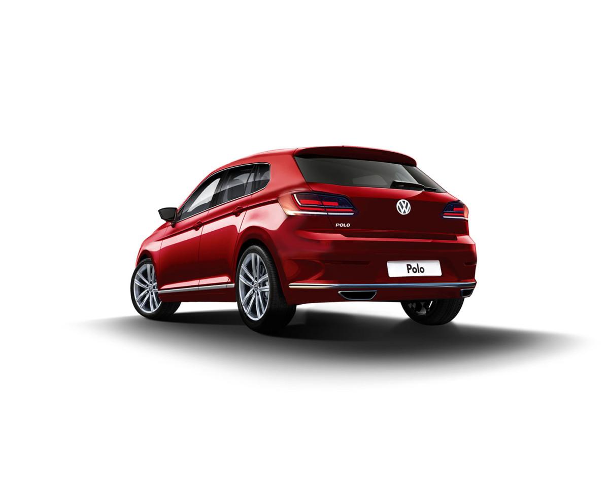 Volkswagen Polo 2018: новые подробности хетчбэка Фольксваген