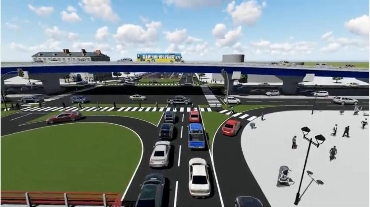 Представлен новый проект реконструкции Шулявского моста