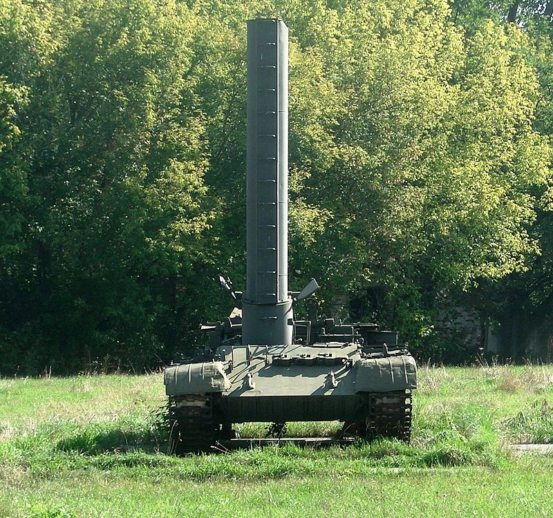 Техника ЧАЭС: самые интересные машины из Чернобыльской зоны