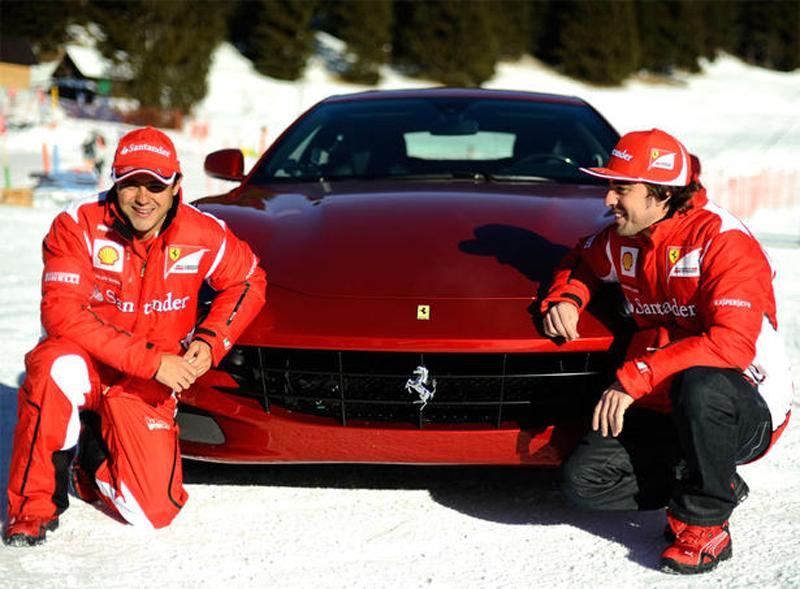 Какие автомобили выбирают лучшие гонщики Формулы-1