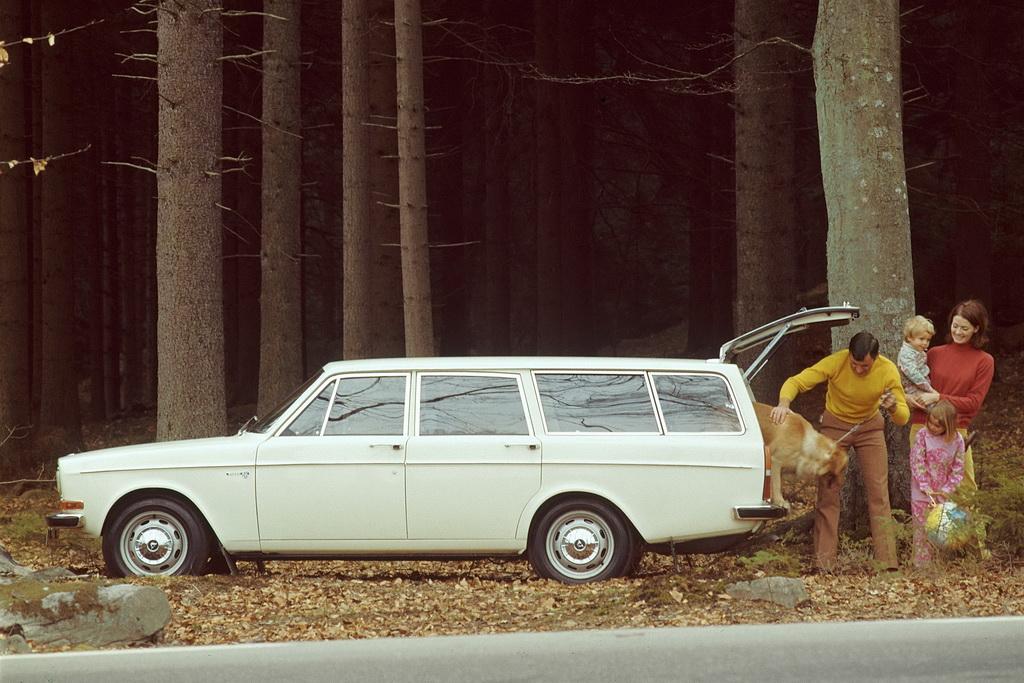 Volvo at Techno Classica