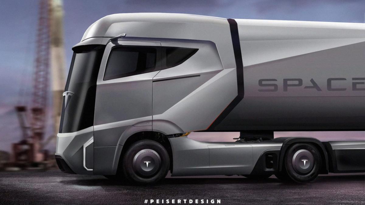 Первый грузовик Tesla представят в сентябре