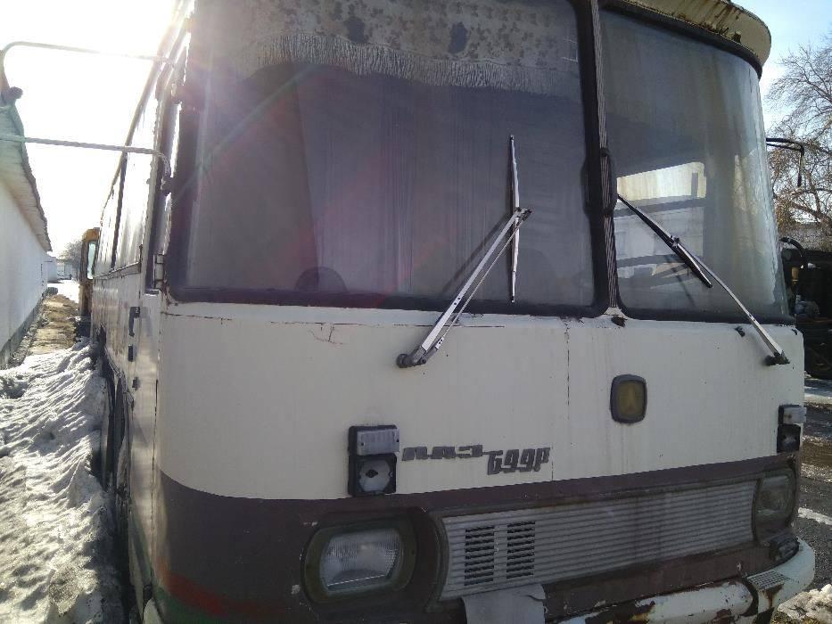 ПТС на базе ЛАЗ-699Р