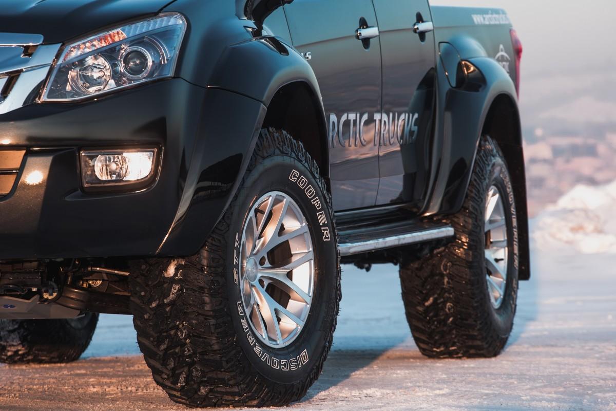 Isuzu D-Max Arctic Trucks AT35
