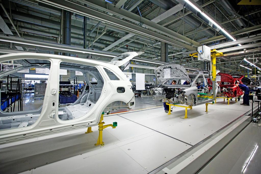 Mercedes-Benz Kecskemet Plant