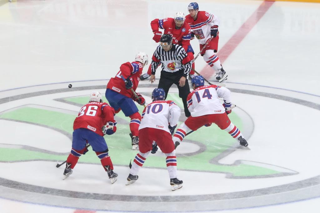 SKODA IIHF Ice Hockey Championship