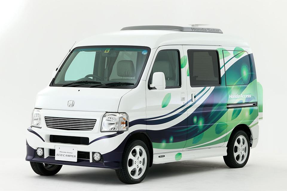Honda Vamos Hobio Solar Eco Campe
