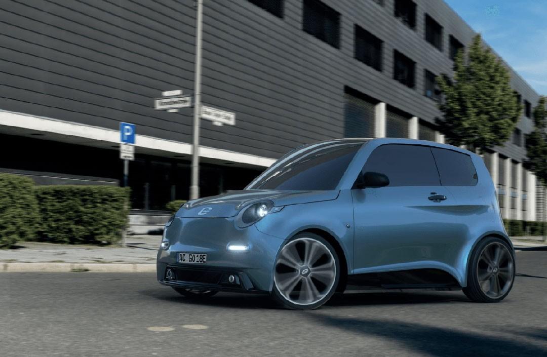 Компактный электромобиль e.GO Life бросит вызов Smart electric