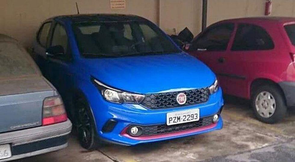 Fiat Argo 2017: фото и подробности наследника Фиат Пунто