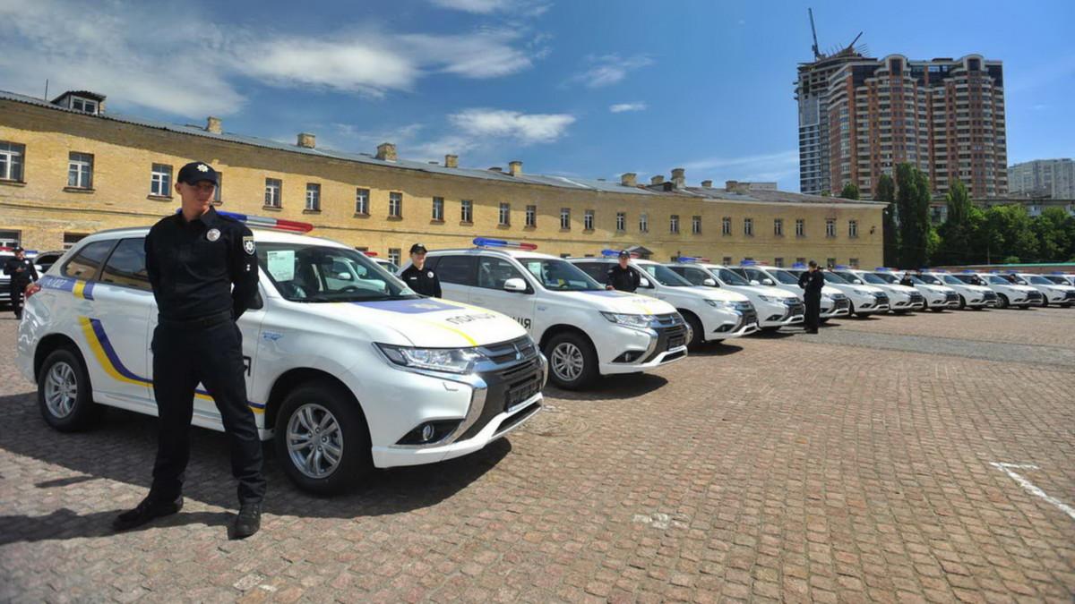 Украинская полиция внезапно прославилась на весь мир