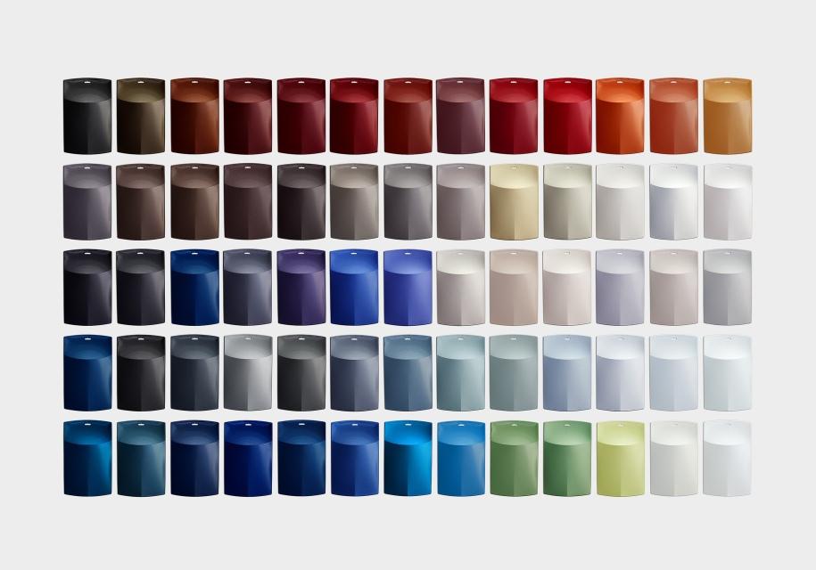 Самые популярные цвета автомобилей на ближайшие 5 лет