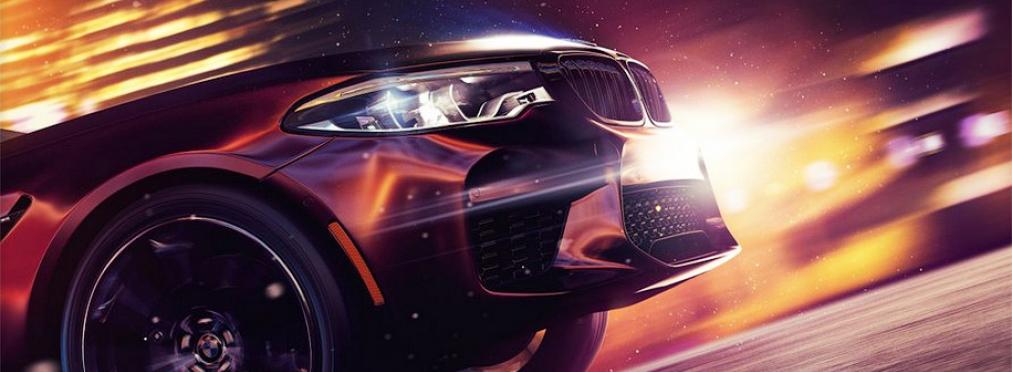 Новый BMW M5 2018 случайно рассекретили в компьютерной игре