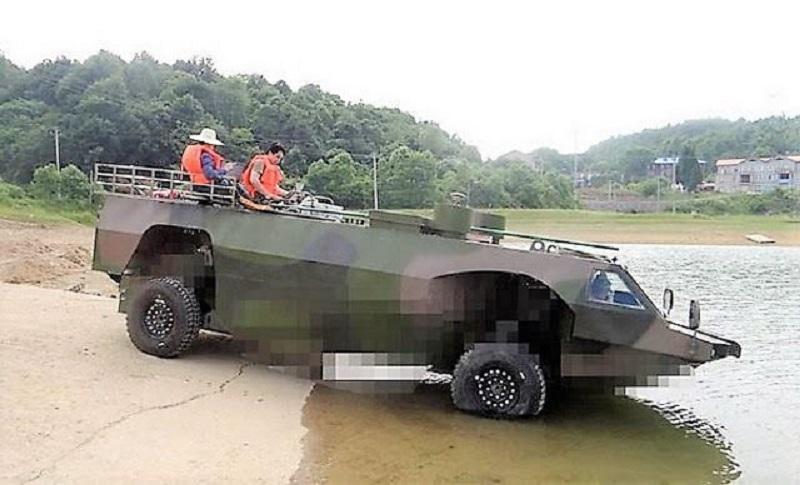 бронетранспортер AFV