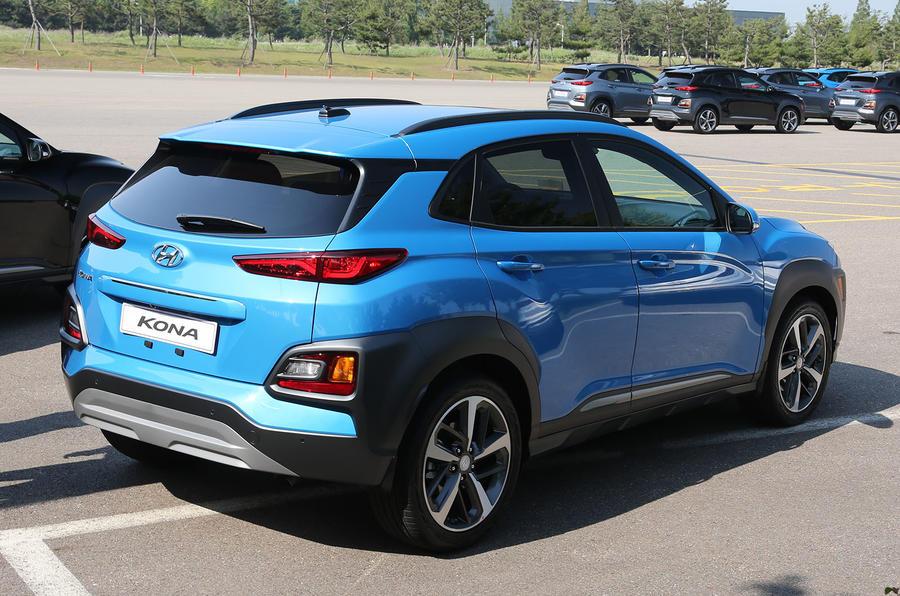 Первый обзор кроссовера Hyundai Kona 2018