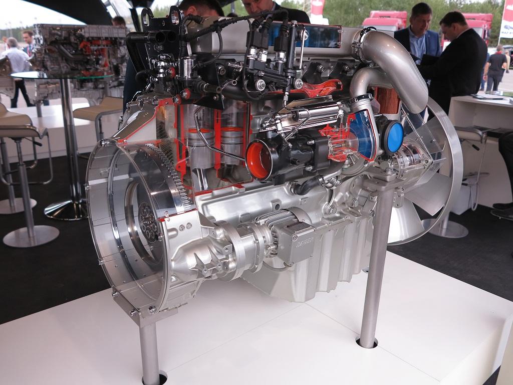 Турбодизель OM457
