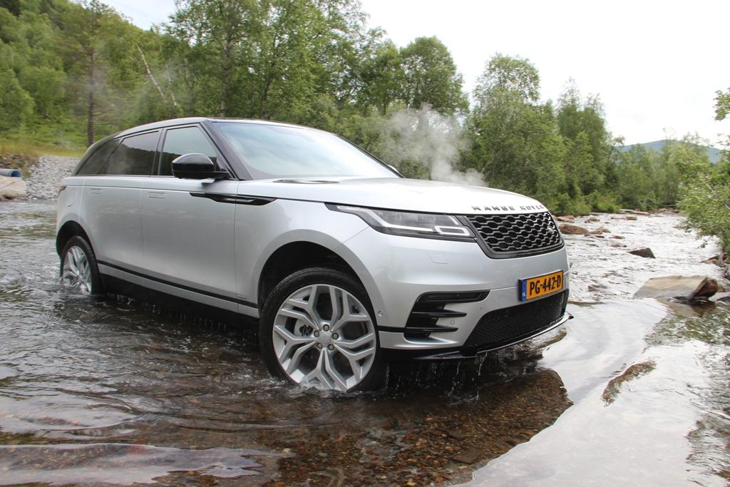 первый тест range rover velar автоцентр ua