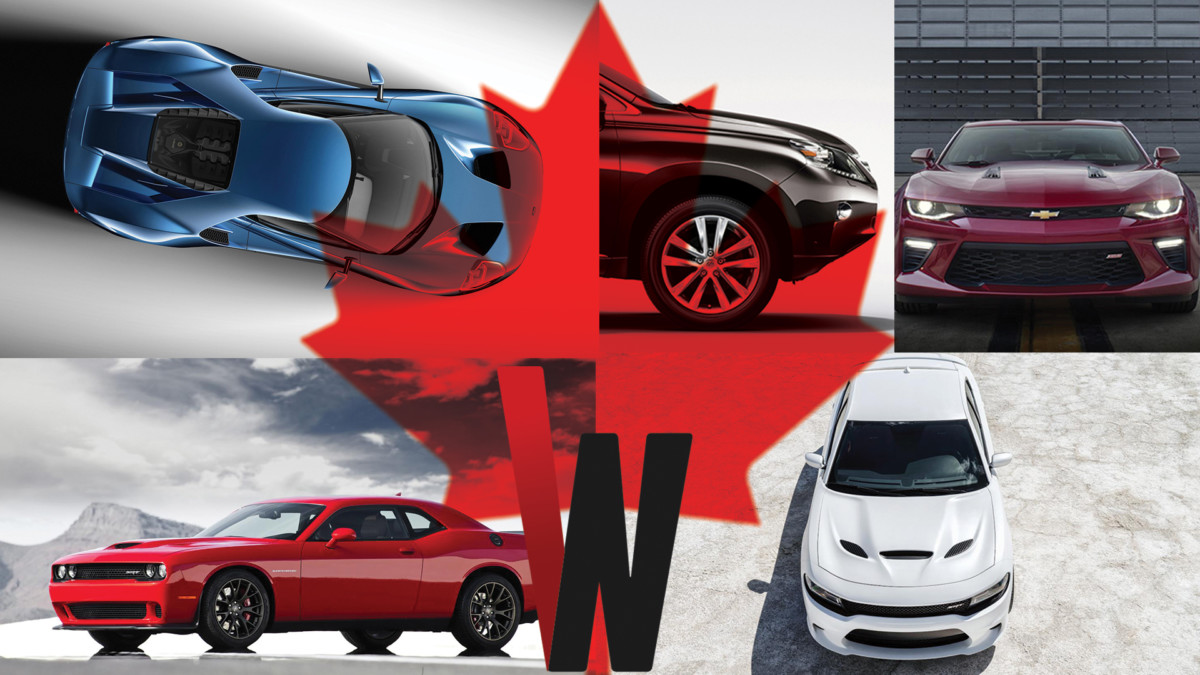 canadian cars