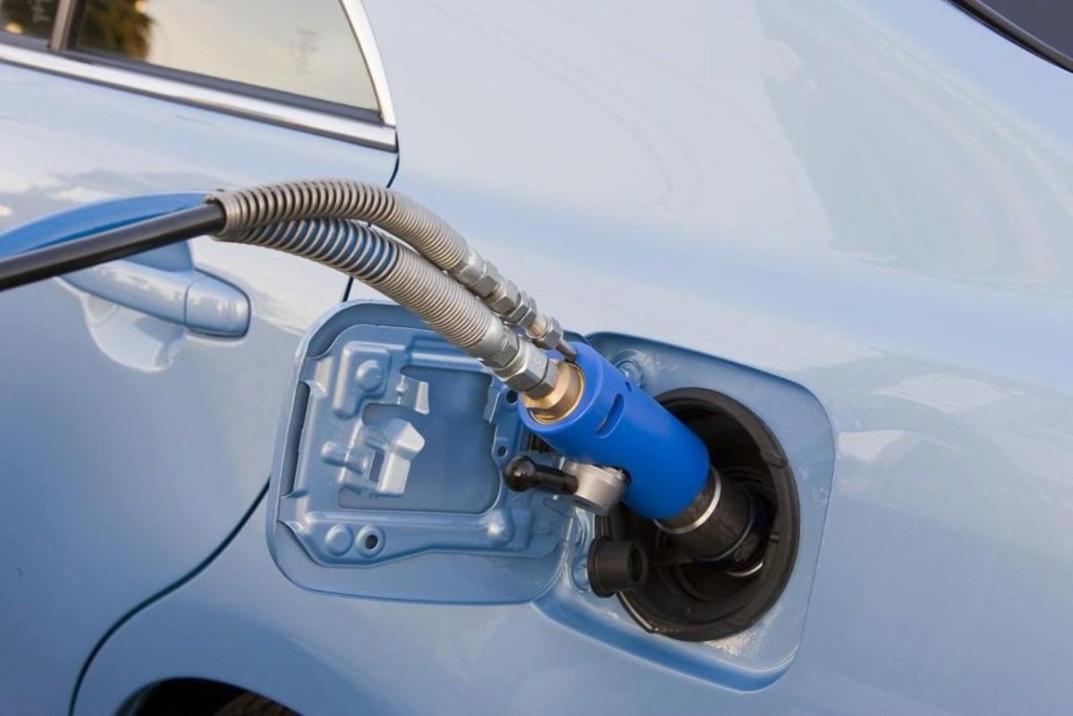 Сколько стоит газ для авто в Европе и Украине