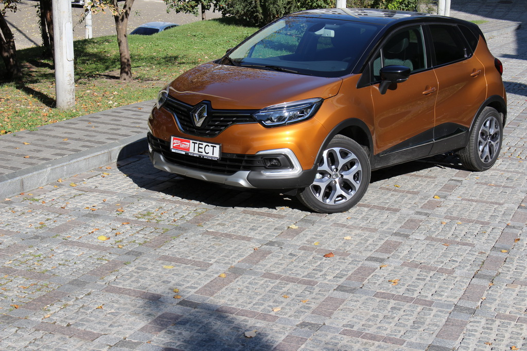 renault captur 2017 ua. Black Bedroom Furniture Sets. Home Design Ideas