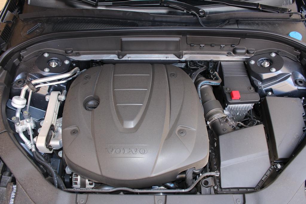 Мотор Volvo XC60 2017