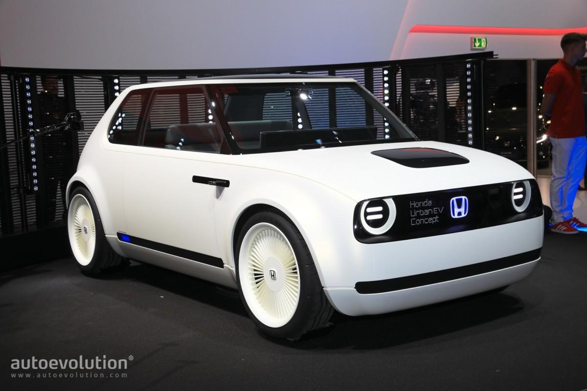 Электромобили Honda будут заряжаться быстрее смартфонов