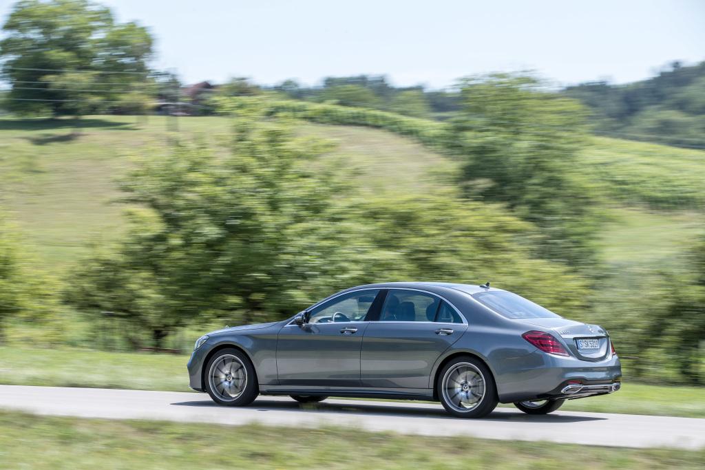 Mercedes-Benz S-Klasse, S 500, W 222, 2017