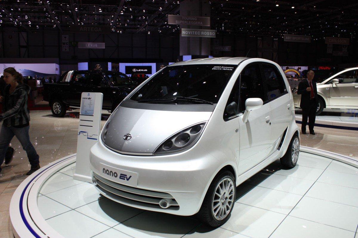 Самый дешевый автомобиль в мире сделают электрическим