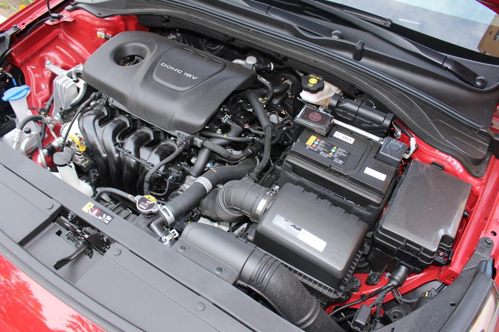 Мотор Hyundai i30 2017
