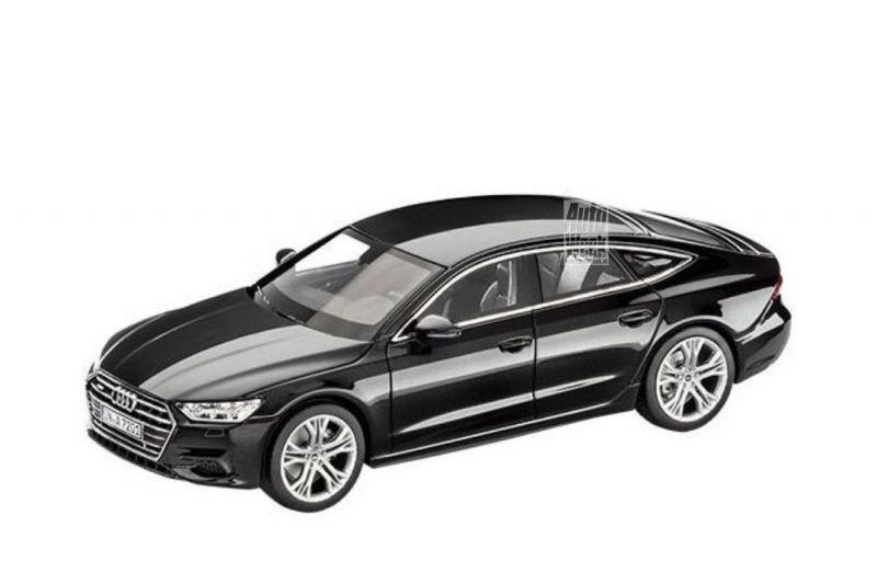 Новый Audi A7 Sportback 2018 рассекречен
