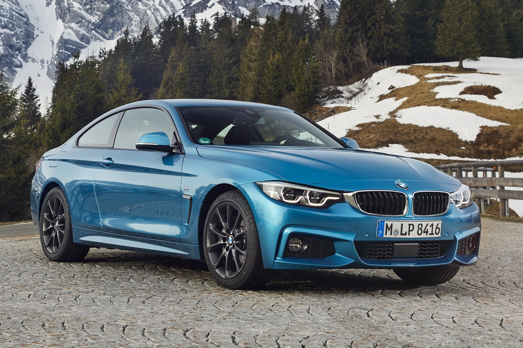 BMW 4 Coupe & Infiniti Q60