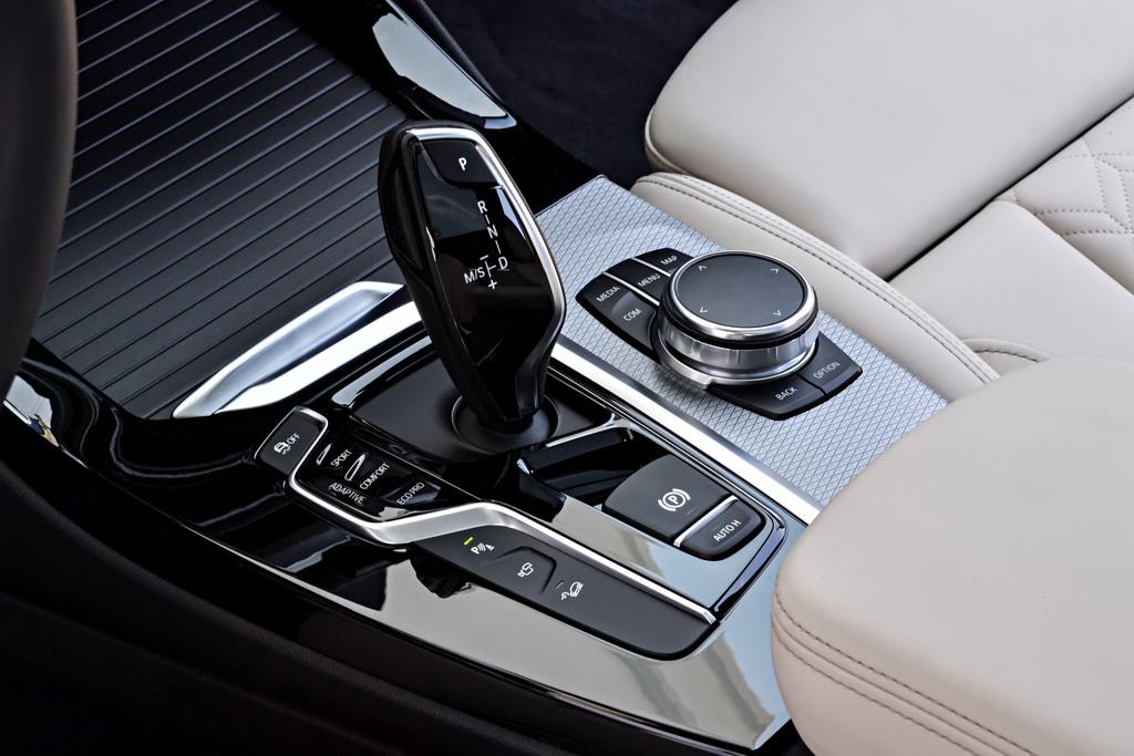 Коробка BMW X3 2018